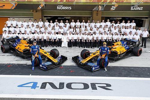 McLaren bez polityki