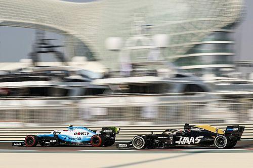Startaufstellung: Formel-1-Grand-Prix von Abu Dhabi 2019