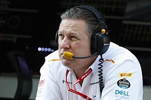 Brown: Sokáig nem lesz még újabb amerikai pilóta az F1-ben