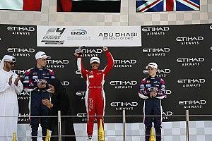 فورمولا 4 الإماراتية: آمنة القبيسي تفوز بالسباق الأول على حلبة مرسى ياس
