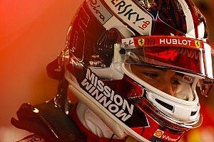 """Leclerc: """"Voy a dar absolutamente todo en la salida"""""""