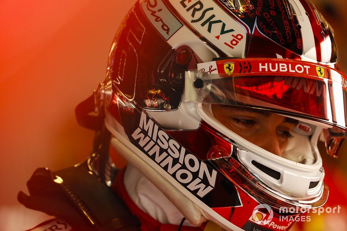 """Leclerc: """"Non so cosa sia successo nell'ultimo tentativo"""""""