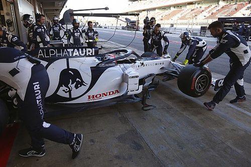 AlphaTauri perd près de 2 M€ par Grand Prix annulé