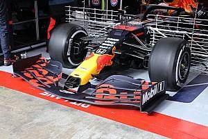 Red Bull: Verstappen rovina l'inedito pacchetto aerodinamico