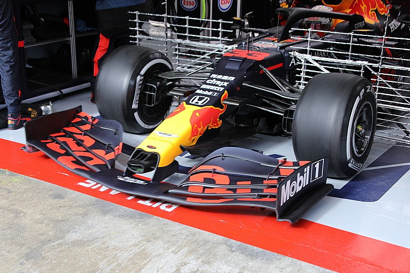 Технический брифинг: пакет обновлений для Red Bull RB16