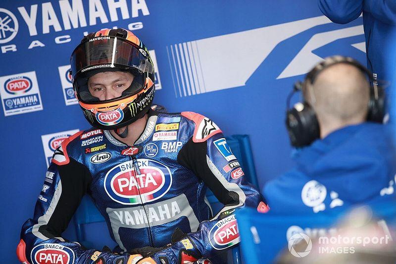 Van der Mark to leave Yamaha WSBK squad after 2020