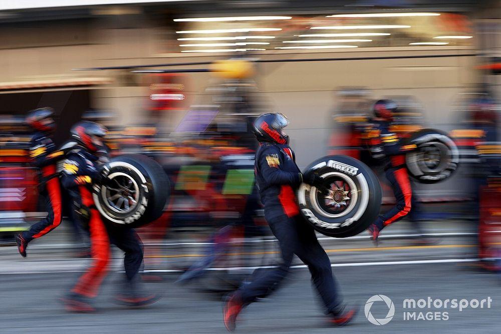 La F1 mezclará los compuestos para las carreras de Silverstone