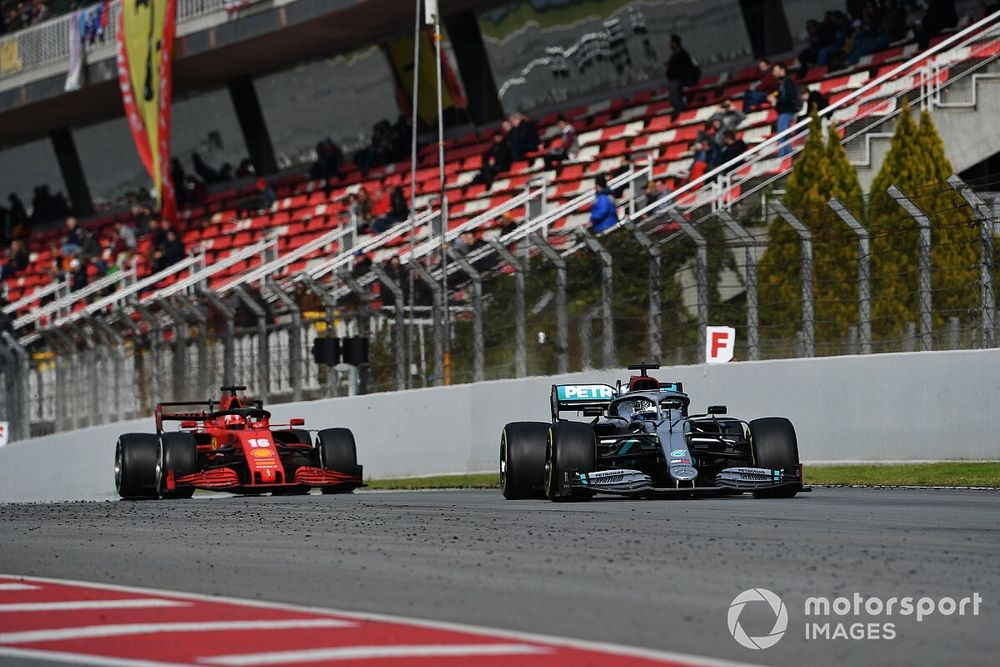فرق الفورمولا واحد منفتحة على موسم سوبر ينتهي في يناير 2021