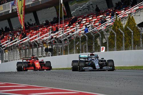 F1: Barcellona vuole uno dei GP 2020 in estate senza pubblico