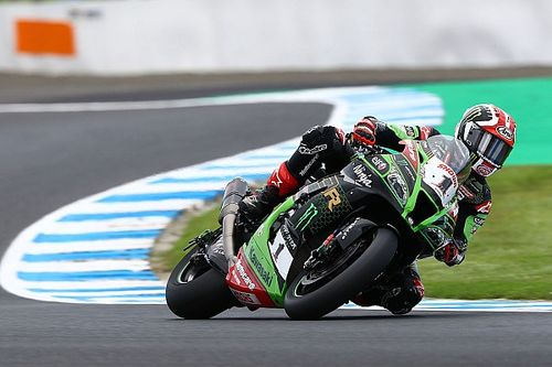 Phillip Island WSBK: Rea takes Superpole race win