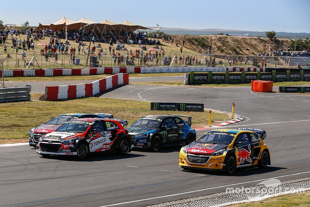World RX reveals revised 2020 calendar, adds Finland