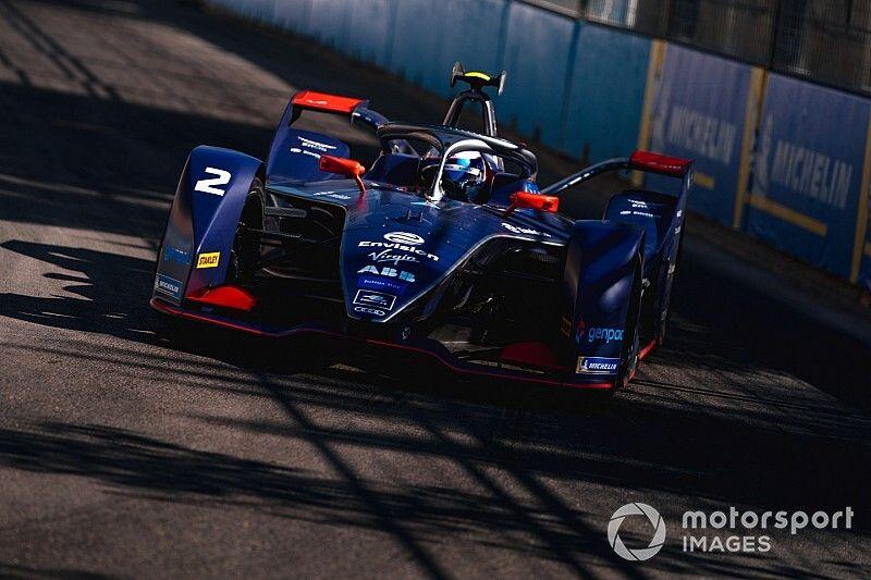 Diriyah E-Prix, Gara 1: Bird domina, Porsche seconda con Lotterer