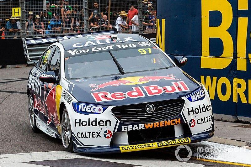 Newcastle Supercars: Van Gisbergen turns 10th into pole