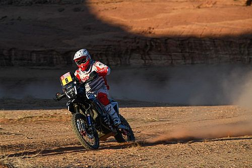 Goncalves' team Hero withdraws from Dakar