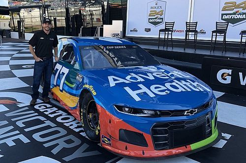 Chastain to run Daytona 500 and Coke 600 in CGR-prepared car