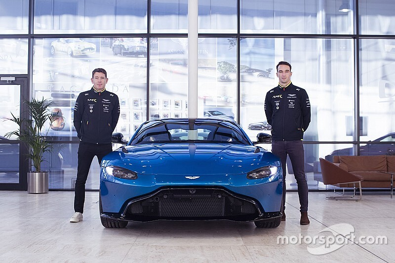 Aston signs Ford refugees Tincknell, Westbrook for Le Mans