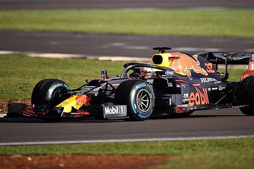 Video: lo shakedown della Red Bull RB16 a Silverstone