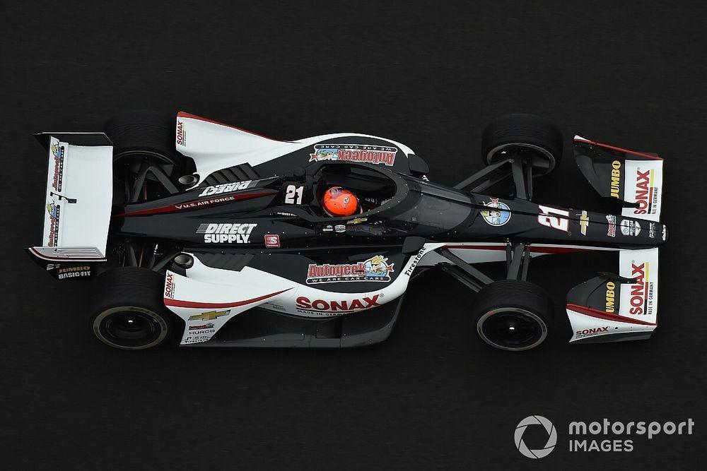VeeKay: Dutch fans excited by IndyCar restart