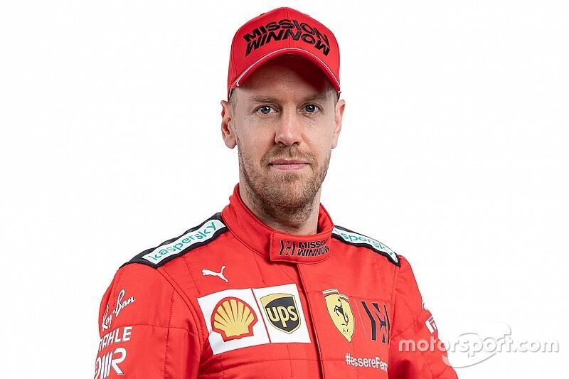 Vettel pojeździ pierwszy