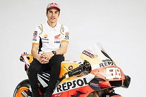 Márquez: Honda, el mejor proyecto para continuar ganando