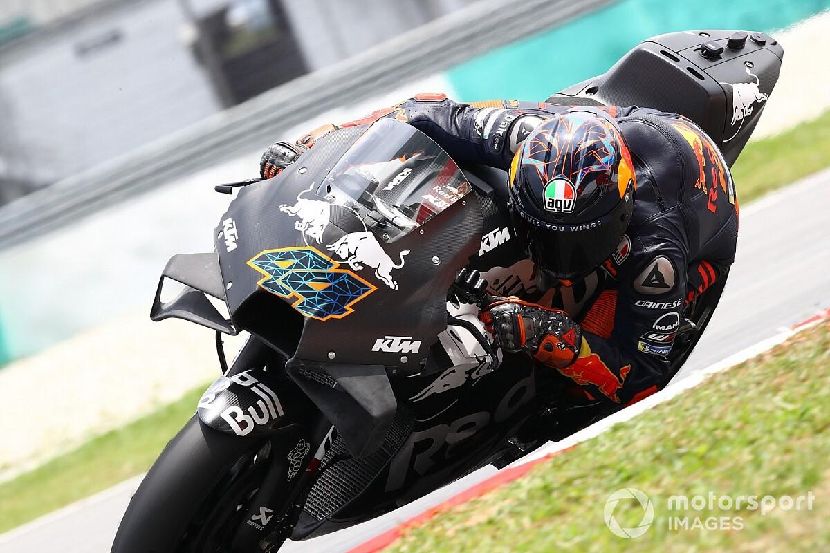 Leader de KTM, Espargaró veut des résultats concrets