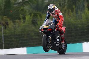 Миллер признался: байки Ducati умеют «приседать» на прямых
