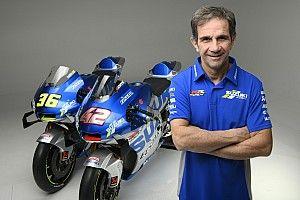 """Video, Brivio: """"Suzuki vuole un ciclo lungo con Rins e Mir"""""""