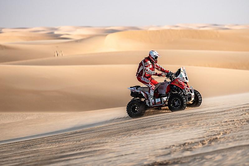 Nawigacyjne pułapki na 10 etapie Rajdu Dakar