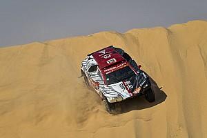 """""""Obiettivo raggiunto"""" per Alexandre Pesci e Stephan Kuhni alla Dakar"""
