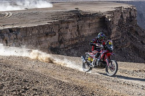 Dakar 2020, Stage 10: Barreda tops shortened day