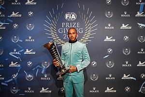 Fotogallery: FIA premia a Parigi i campioni mondiali 2019