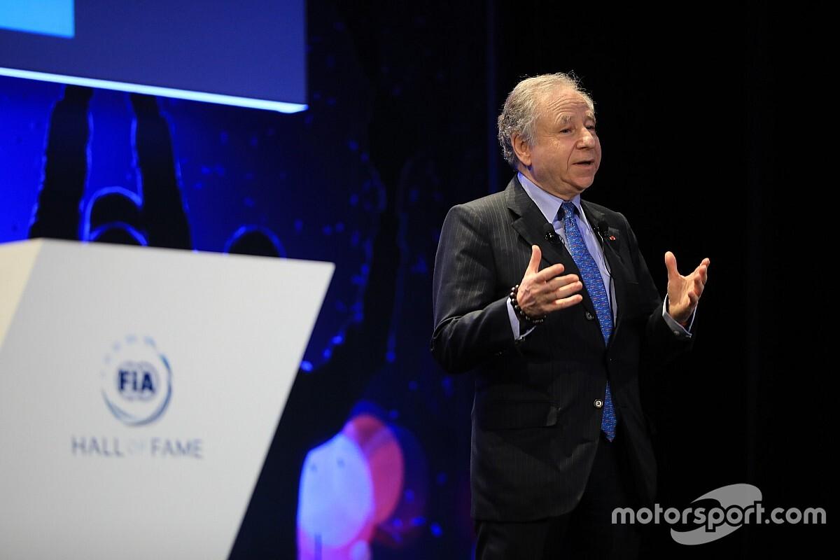 """Todt over herstart F1: """"Voorbeeld van motivatie en betrokkenheid"""""""