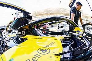 Fotogallery F1: test Abu Dhabi, Giorno 1