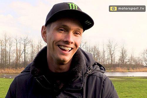 """Het jaar van Van der Mark: """"Zware crash mentaal zwaarder dan fysiek"""""""