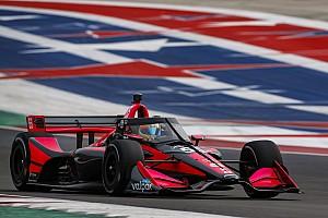 El debut de Palou en la IndyCar: tras solo tres días de test