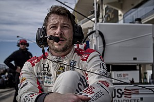 Andretti expects tire deg at Texas despite shortened stints