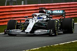 Cómo ha abordado Mercedes sus problemas de temperatura para 2020