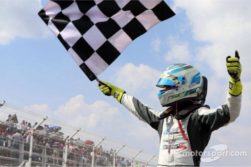Jak Crawford si unisce a Van Amersfoort Racing nella F4 Italiana