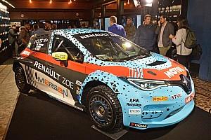 340 ch pour la Renault Zoe au Trophée Andros