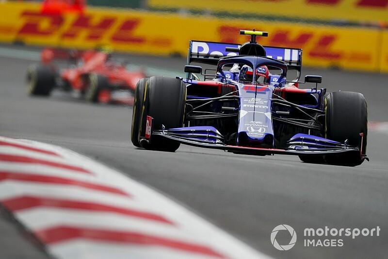 F1メキシコFP2:ベッテル首位、フェルスタッペンが2番手に続く。トロロッソが驚きの速さ