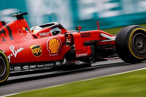 墨西哥大奖赛FP2:维特尔领跑全场,梅赛德斯落后较多