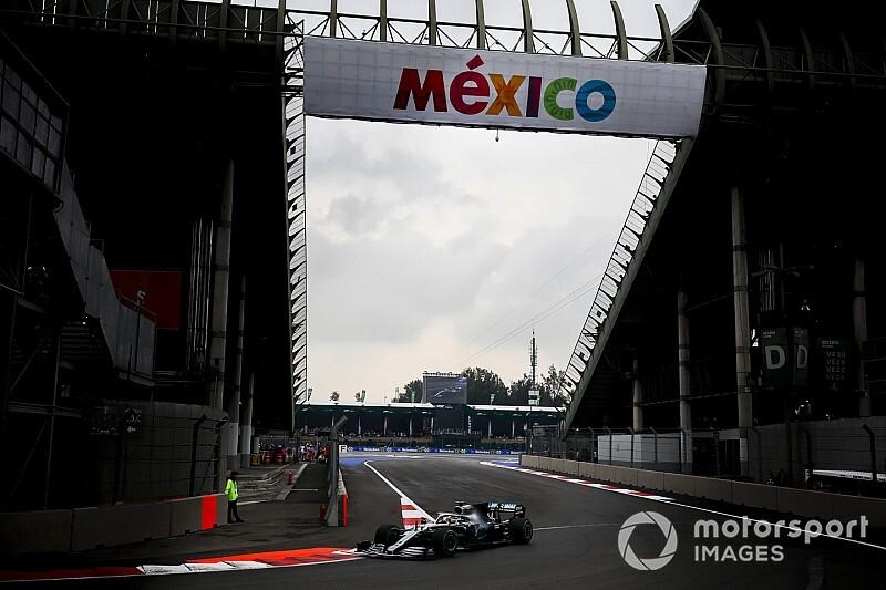 【動画】2019年F1第18戦メキシコGP フリー走行1回目ハイライト