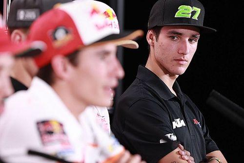 KTM нашла замену травмированному Оливейре на финал MotoGP