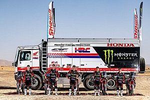 Honda ya tiene quinto piloto para el Dakar 2020