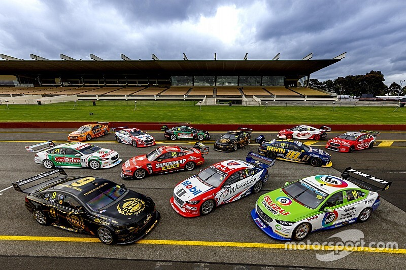 Gallery: The 2019 Supercars retro round liveries