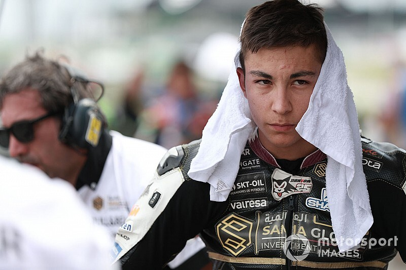 Raul Fernandez lascia Angel Nieto e passa a KTM Ajo nel 2020