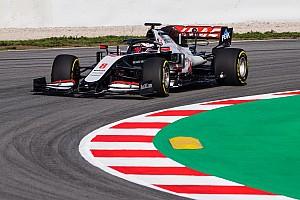 VIDEO: a bordo con Grosjean en el nuevo Haas