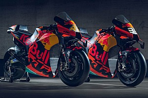 KTM en Tech 3 presenteren MotoGP-machines voor 2020
