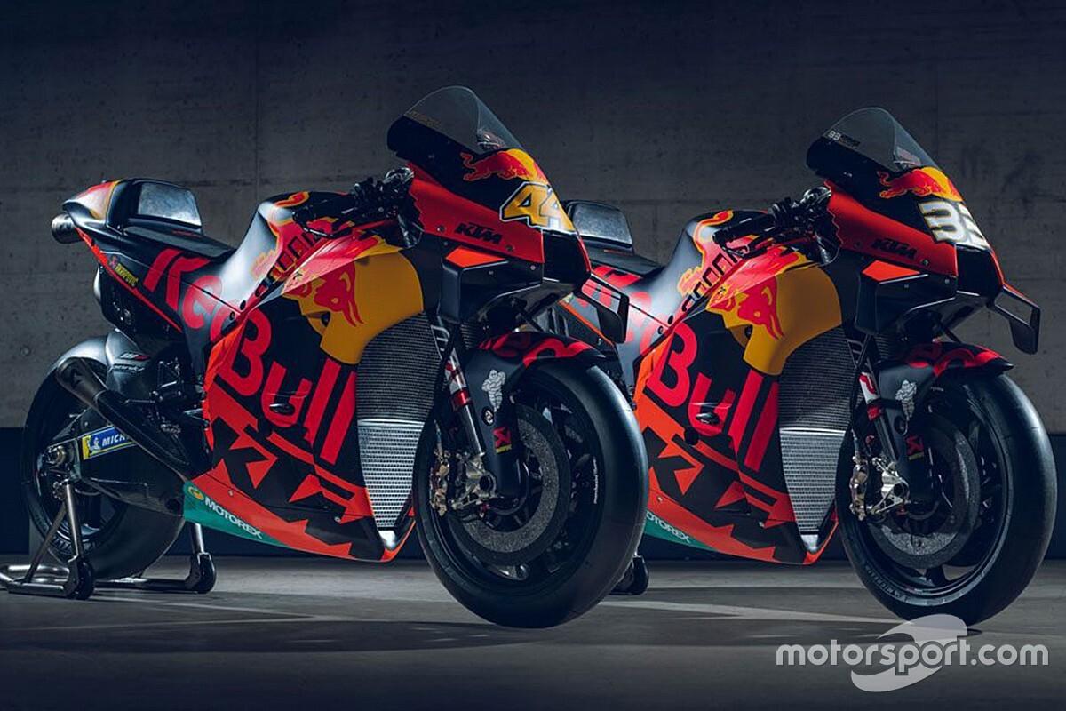 """KTM ouvre le """"chapitre 4"""" de son programme MotoGP"""