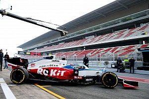 Williams: sarà Russell a far esordire la FW43 nei test